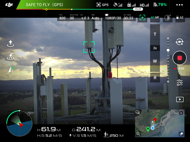 DJI Zenmuse Z30 - 30x Zoom Kamera vorgestellt - zenmuse