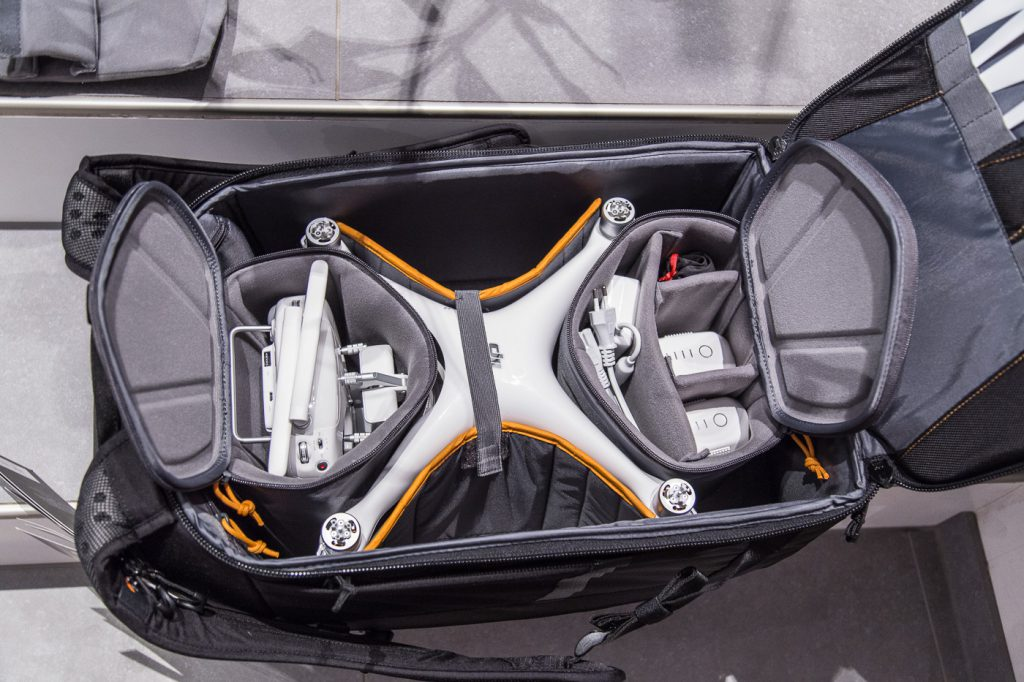 LowePro DroneGuard BP450 für DJI Phantom 4