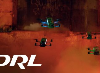 DRL Level 2 - LA Pocalypse