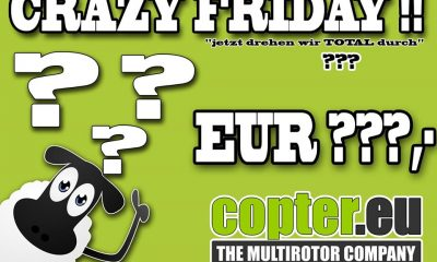 Der Copter.eu Crazy Friday -