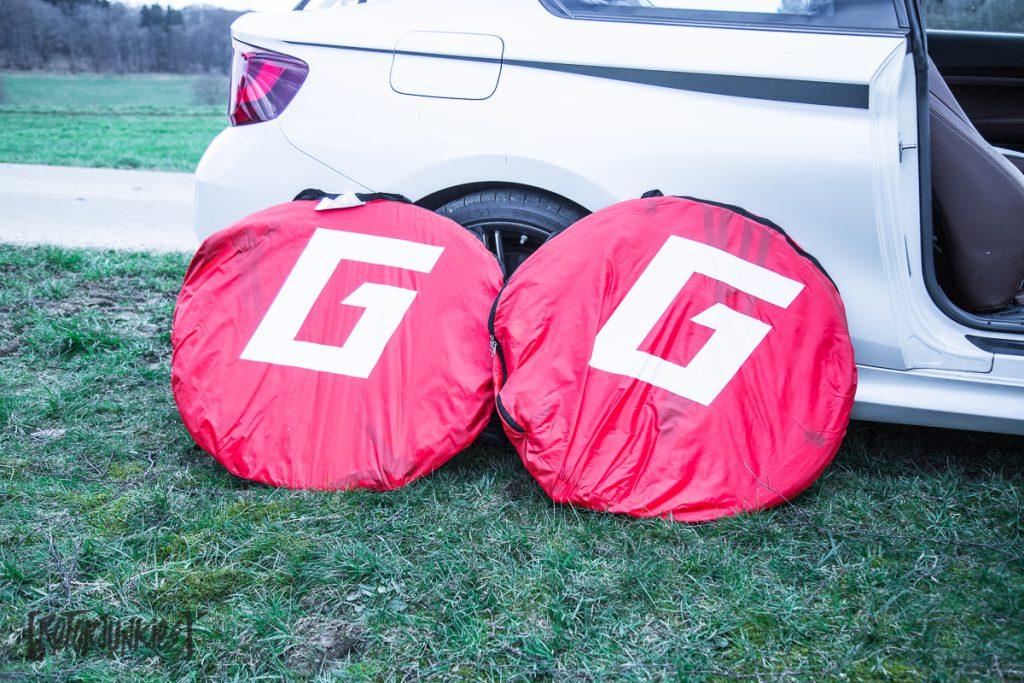 Graupner FPV Gates getestet -