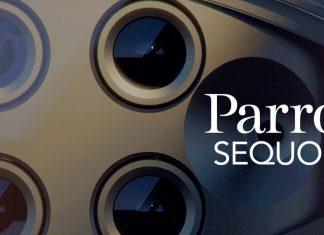 Parrot Sequoia - Landwirtschaftliche Kamera