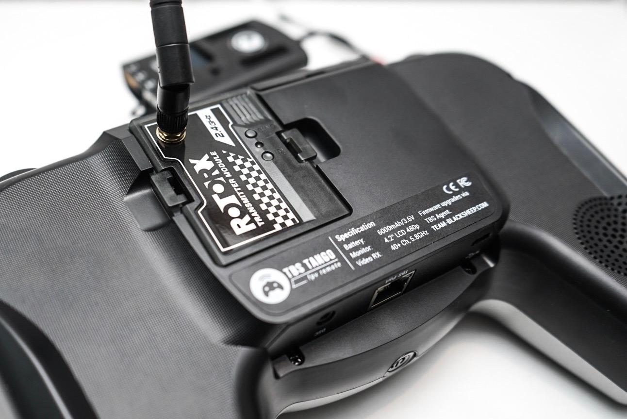 RotorX DSMX Modul für Taranis & Tango -