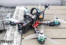 ImpulseRC Alien RotorRiot Edition mit Freybott Motoren Lumenier