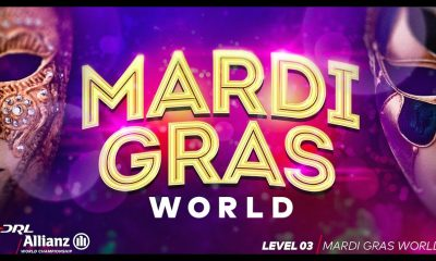 DRL Level 3 - Mardi Gras World - DRL