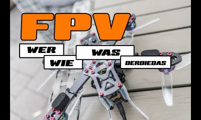 Kleine FPV Session -