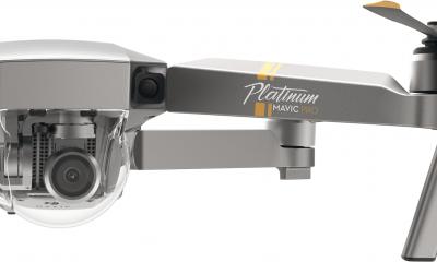 DJI stellt auf der IFA 2017 zwei neue Drohnen aus - DJI Phantom