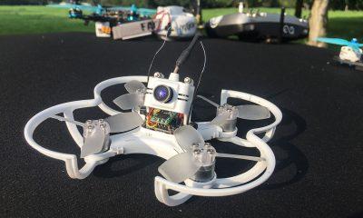Emax Babyhawk 85mm 2S Race Quad im Test -