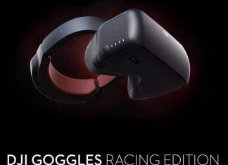 DJI Goggle RE - Racing Edition