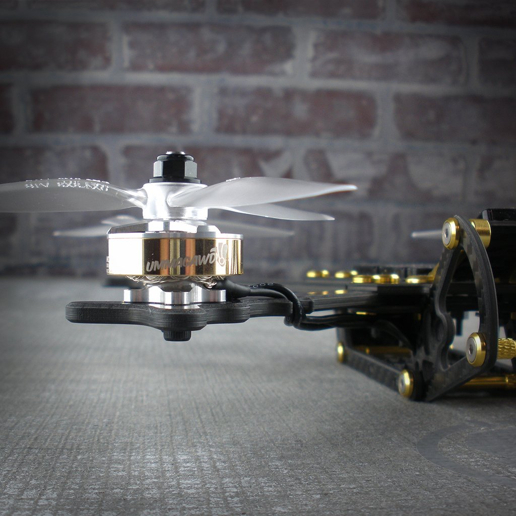 Ummagawd Remix FPV Freestyle Frame gelaunched - rotor riot, fpv freestyle