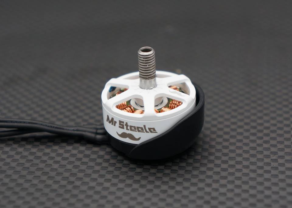 TBS Mr Steele SILK Motor V2 -
