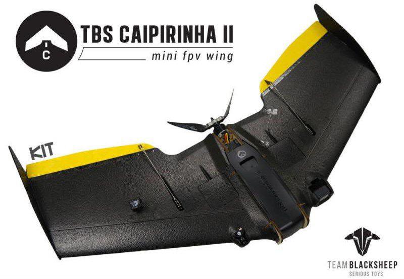 TBS Caipirinha II vorgestellt - tbs
