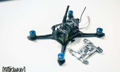 BAT 100mm Mini FPV Quadrocopter - Update GUTSCHEIN - RTF Modelle