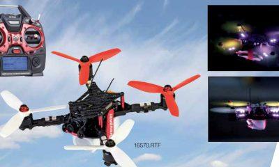 News von Graupner - 32A ESCs & RTF Miniquads Alpha 170Q -