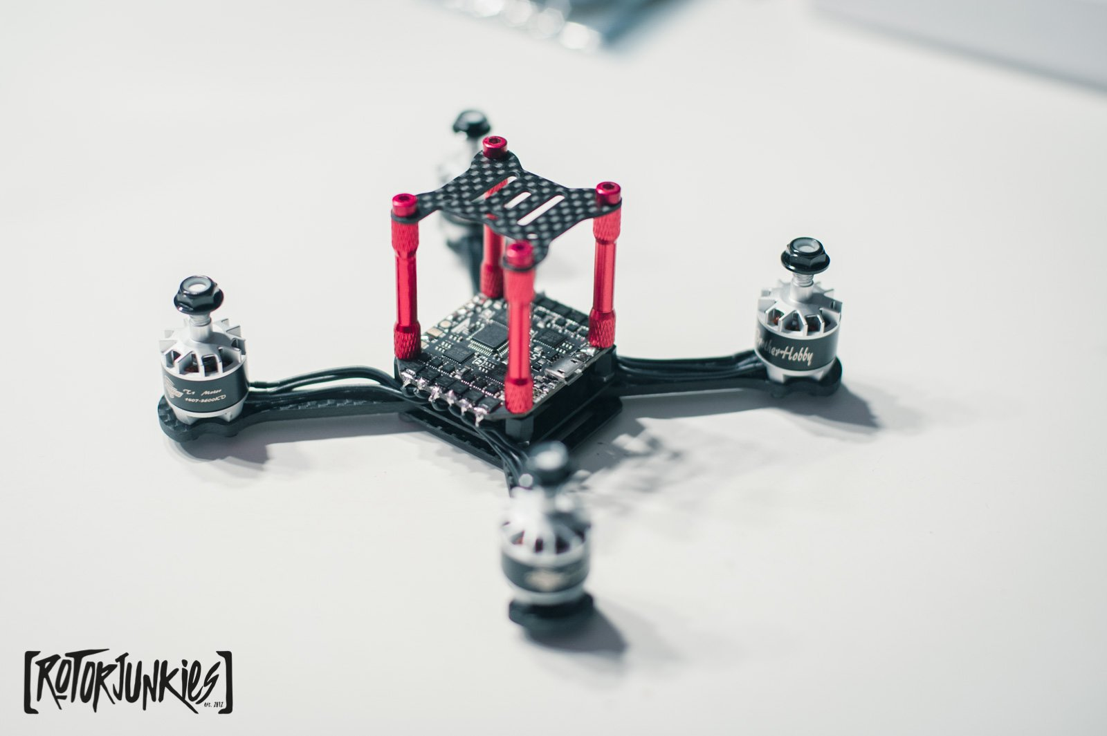 "Flyduino REDUX 3"" Racer Build - kiss"