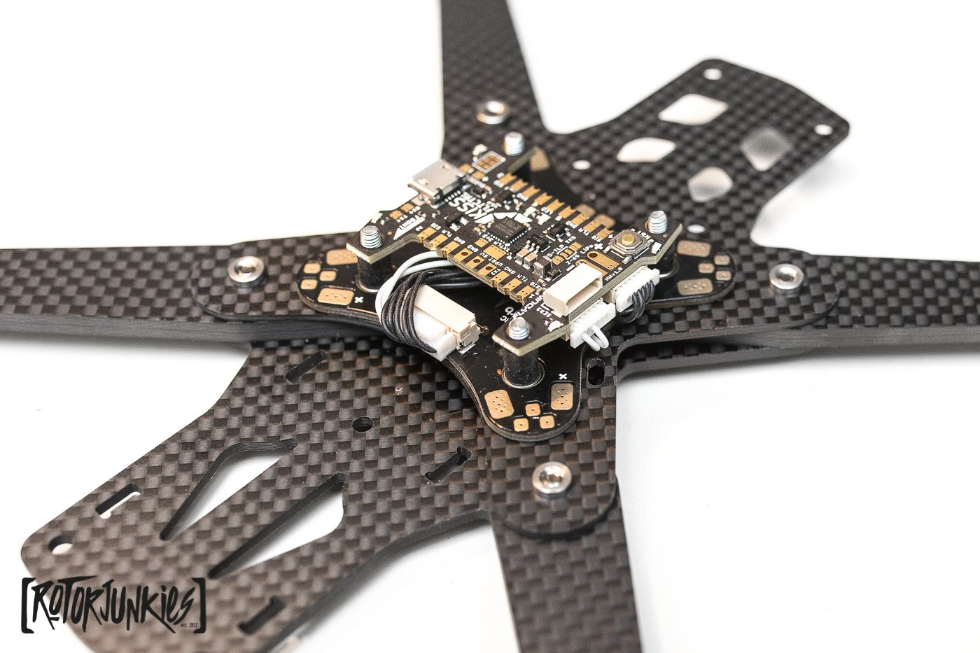 ImpulseRC Reverb Freestyle Frame Test & Build - rotor riot, Frames