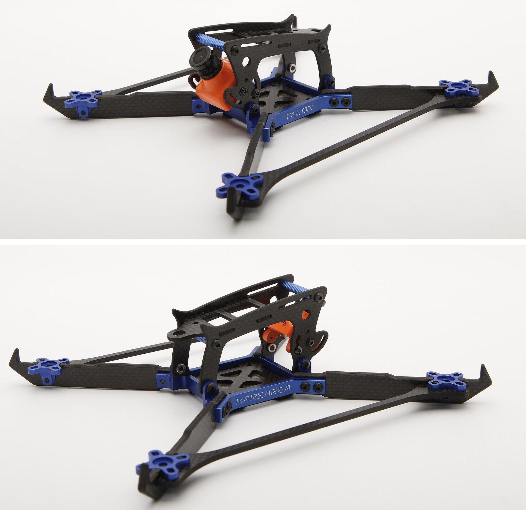 Die 10 coolsten FPV Frames mit Alu Bauteilen - Frames