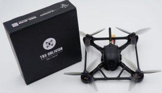 TBS Oblivion – der neue RTF Miniquad von Team Blacksheep