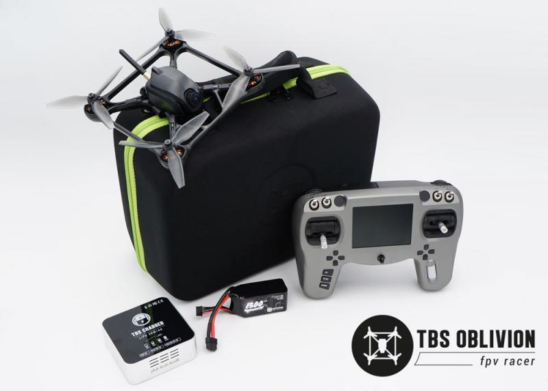 TBS Oblivion - der neue RTF Miniquad von Team Blacksheep - team blacksheep, tbs