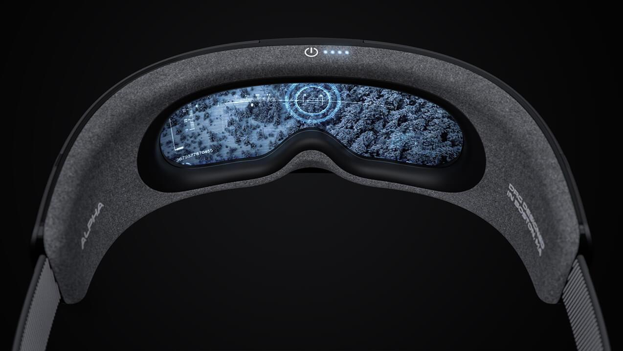 DRG ALPHA FPV Brille - endlich ein FatShark Killer? - fpv brille