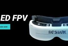 FatShark HDO - OLED FPV Brille vorgestellt.