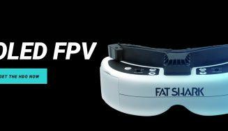 FatShark HDO – neue OLED FPV Brille