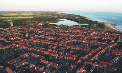 Drohne fliegen in Holland