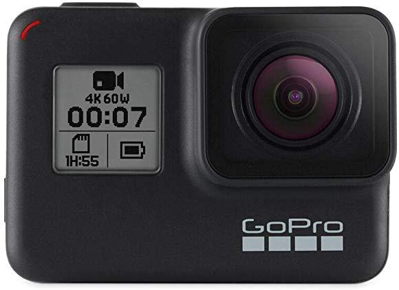 GoPro7 Black, Silver und White geleaked - gopro