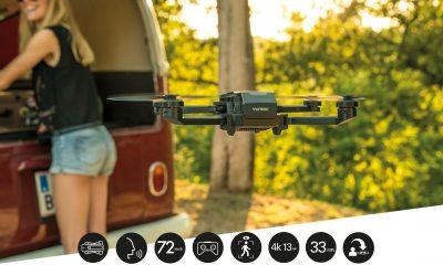 Yuneec Mantis Q - 33 Minuten Flugzeit und Sprachsteuerung! - Yuneec Multicopter