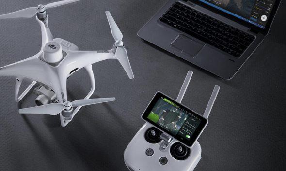 DJI Phantom 4 RDK - Drohne zur Kartierung