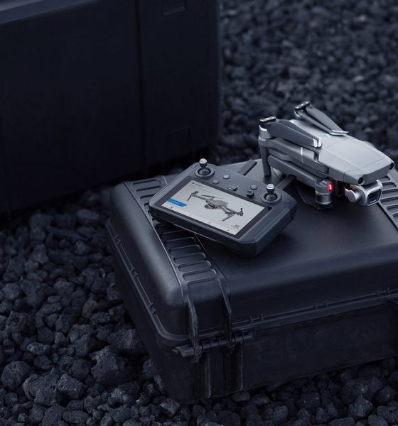 DJI Smart Controller vorgestellt. Die neue Fernsteuerung für Mavic 2 Pro und Zoom