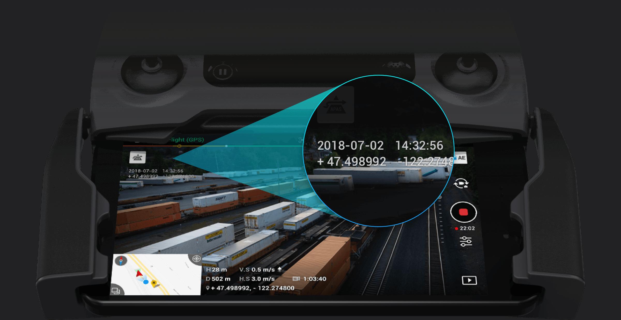 Der DJI Mavic 2 Enterprise DUAL mit Wärmebildkamera, Scheinwerfer und Lautsprecher - featured