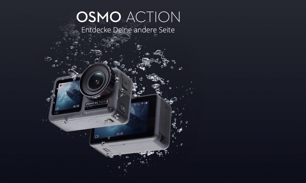 DJI Action Cam OSMO Action