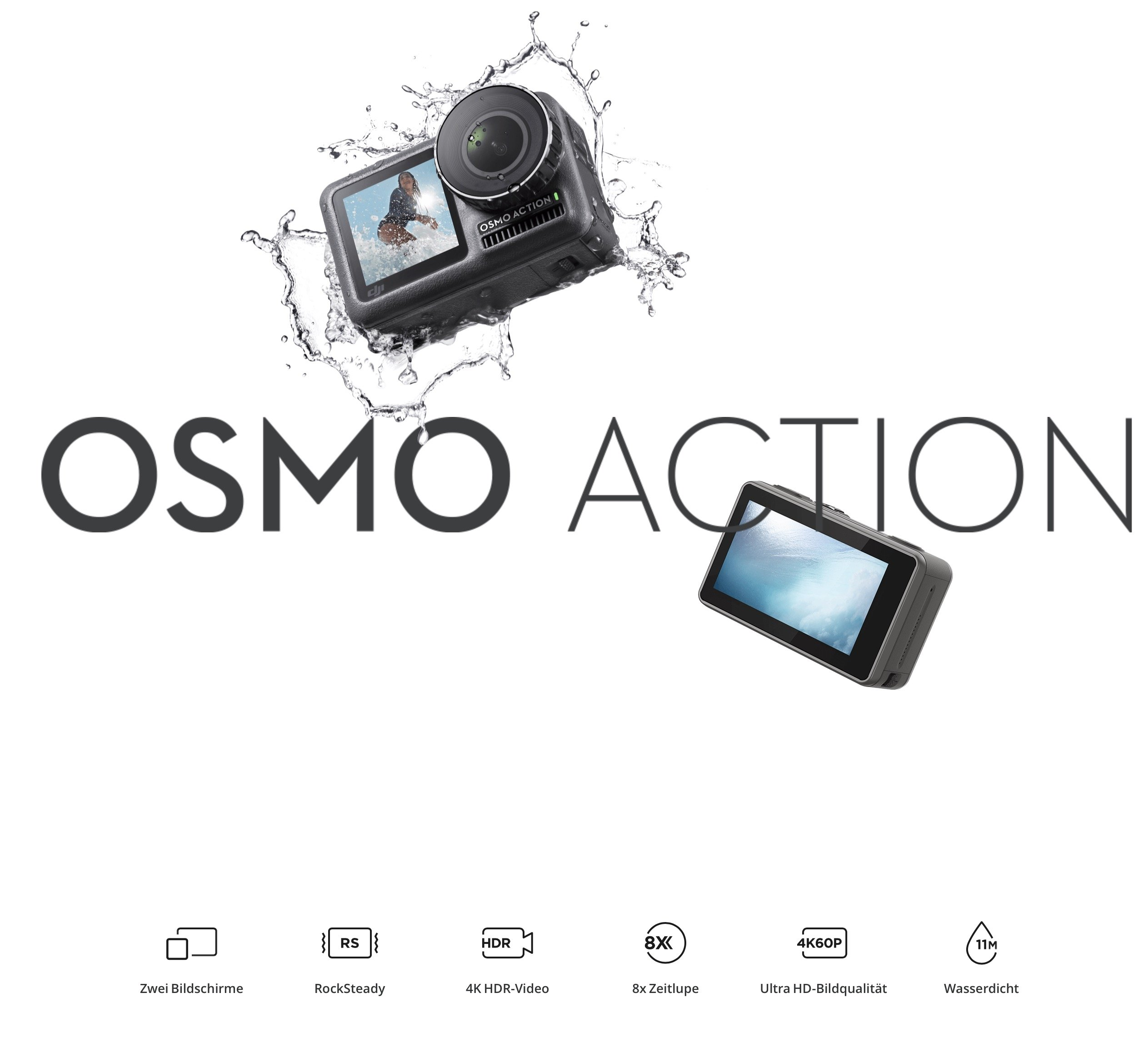 DJI Osmo Action - Vorstellung Teil 1 - featured