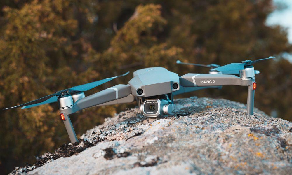 DJI Mavic 2 PRO Hasselblad Drohne im Test