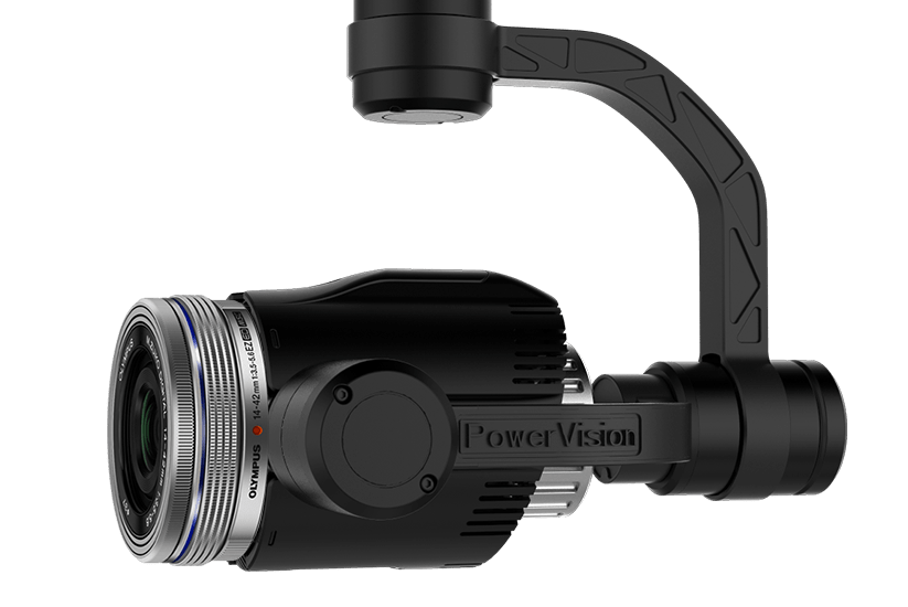 PowerEye ▷ Die neue Drohne von Powervision im Portrait - powervision, featured