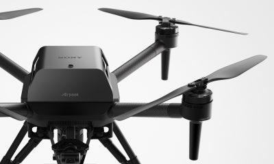 Sony Airpeak vorgestellt - auf der CES 21