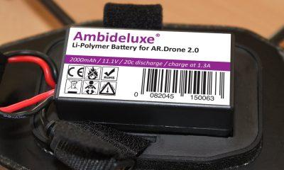 AR Drone 2000 mAh Akku  -