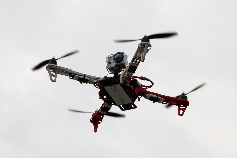Multicopter müssen in den USA bald registriert werden -