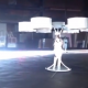 Lady Gaga im Hexacopter Kostüm - the Volantis -