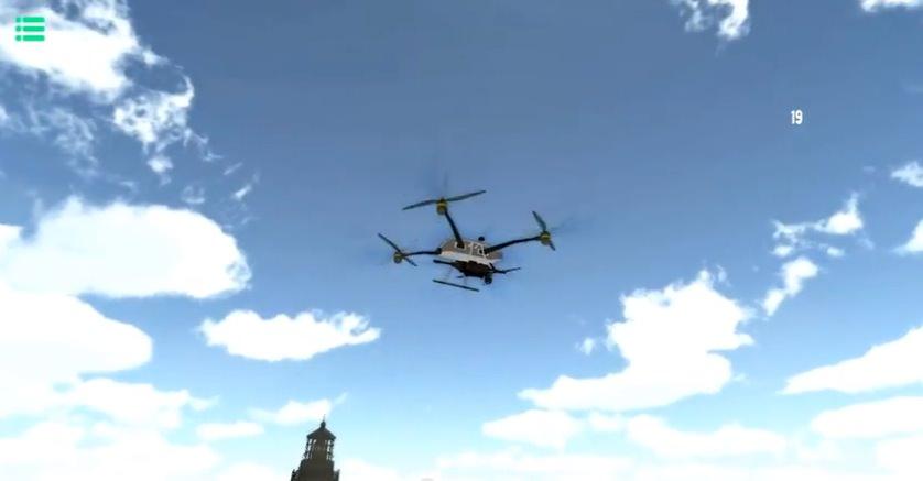 RC Land - Das erste Quadrocopter FPV Handygame -