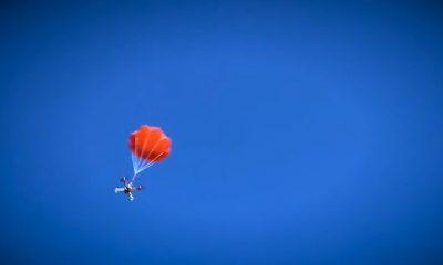 Fallschirme für Multicopter - perfekte Rettungssysteme -