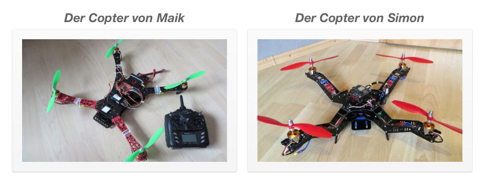 Getestet: Quadrocopter Bauanleitung -