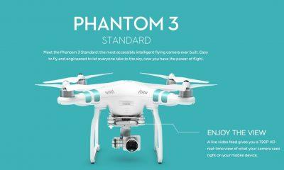 DJI Phantom 3 STANDARD - RTF Modelle