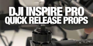 DJI Quick Release Propeller für Inspire 1