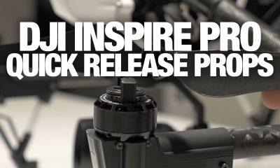 Neue DJI Quick Release Props -