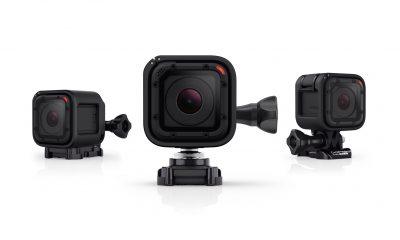 Multicopter-Kamera: GoPro Hero4 Session als Kamera-Leichtgewicht - gopro
