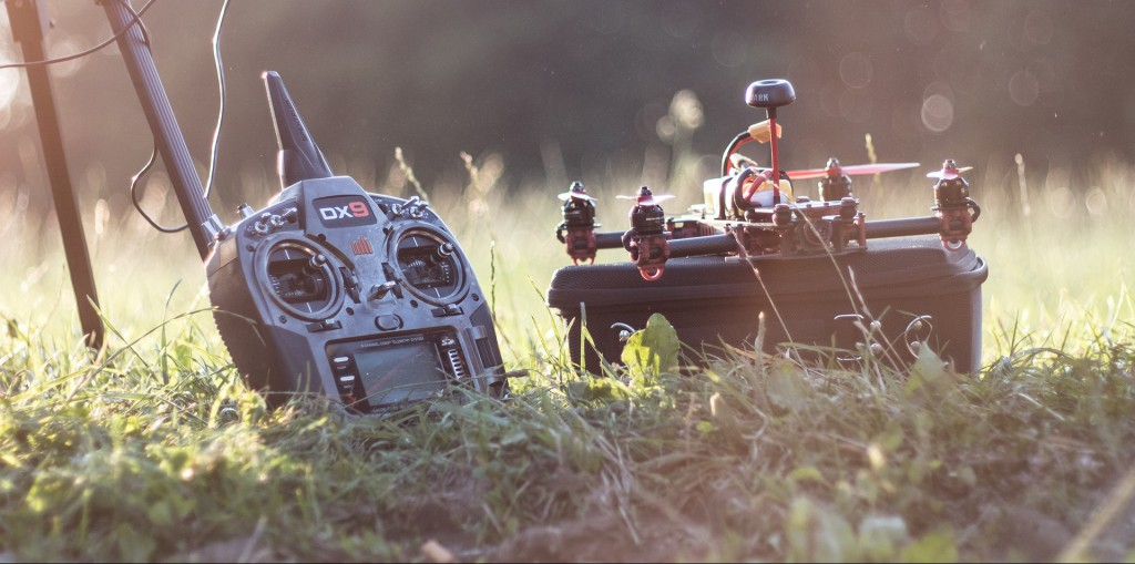 Spektrum DX9 mit ImmersionRC Vortex