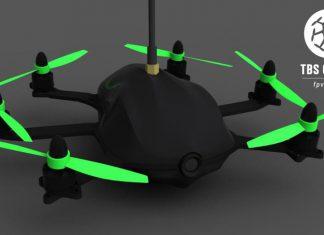 TBS Gemini Mini Hexacopter für FPV Flüge