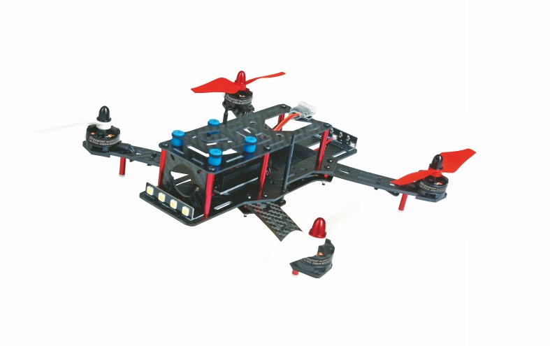 Graupner GR-18 erhält Software-Update zur Multicopter-Steuerung - graupner